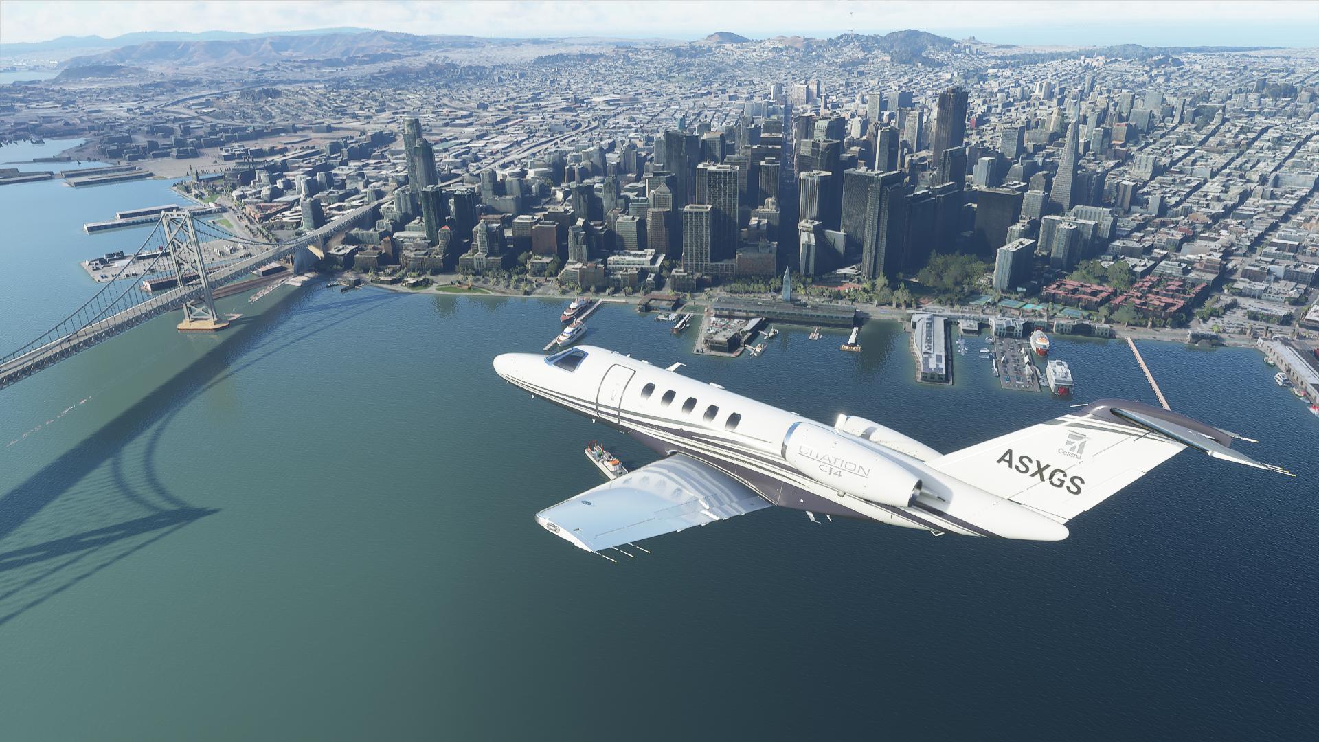 Microsoft Flight Simulator soma dois milhões de pilotos virtuais