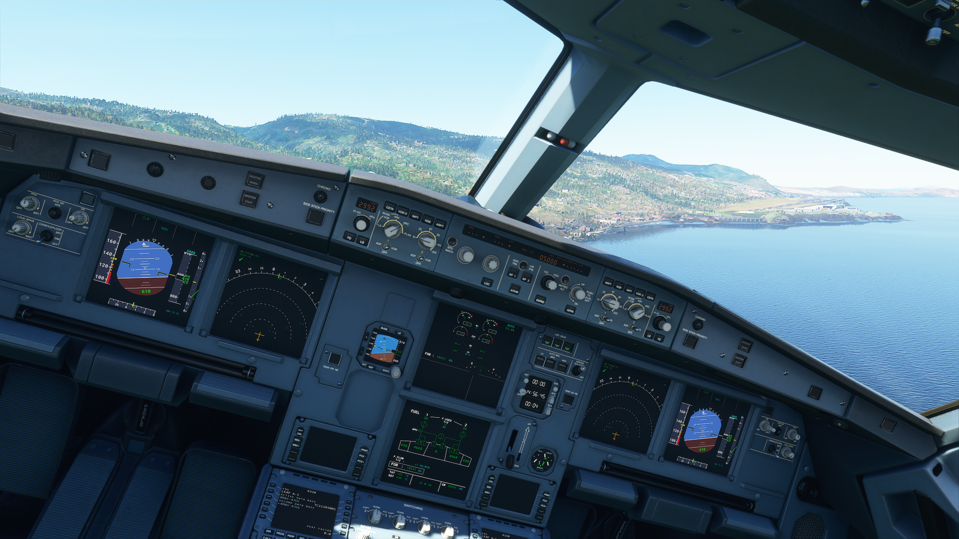 Segunda actualização para Microsoft Flight Simulator anunciada