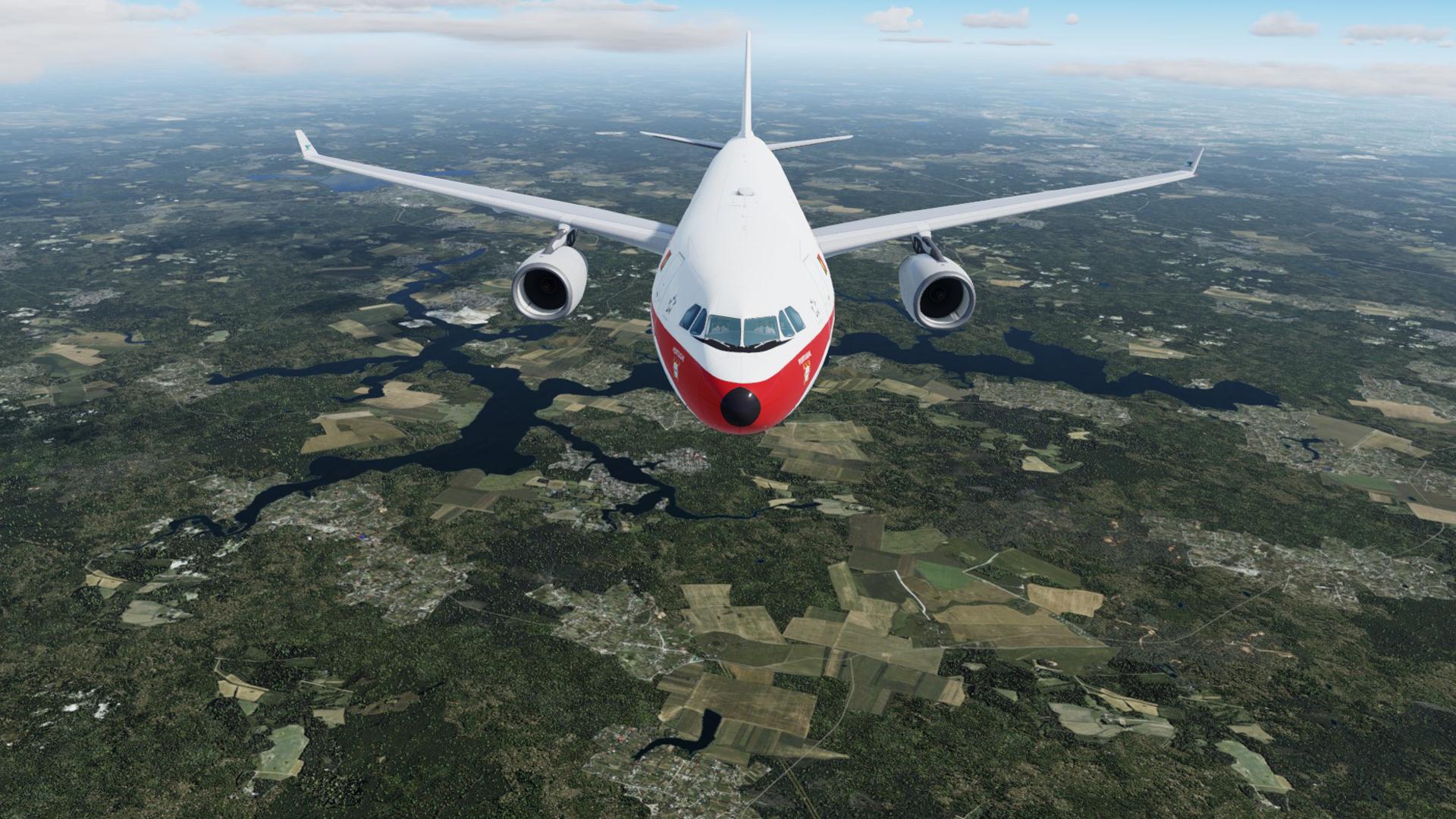 Simuladores – Aerosoft A330 Professional (P3DV5)