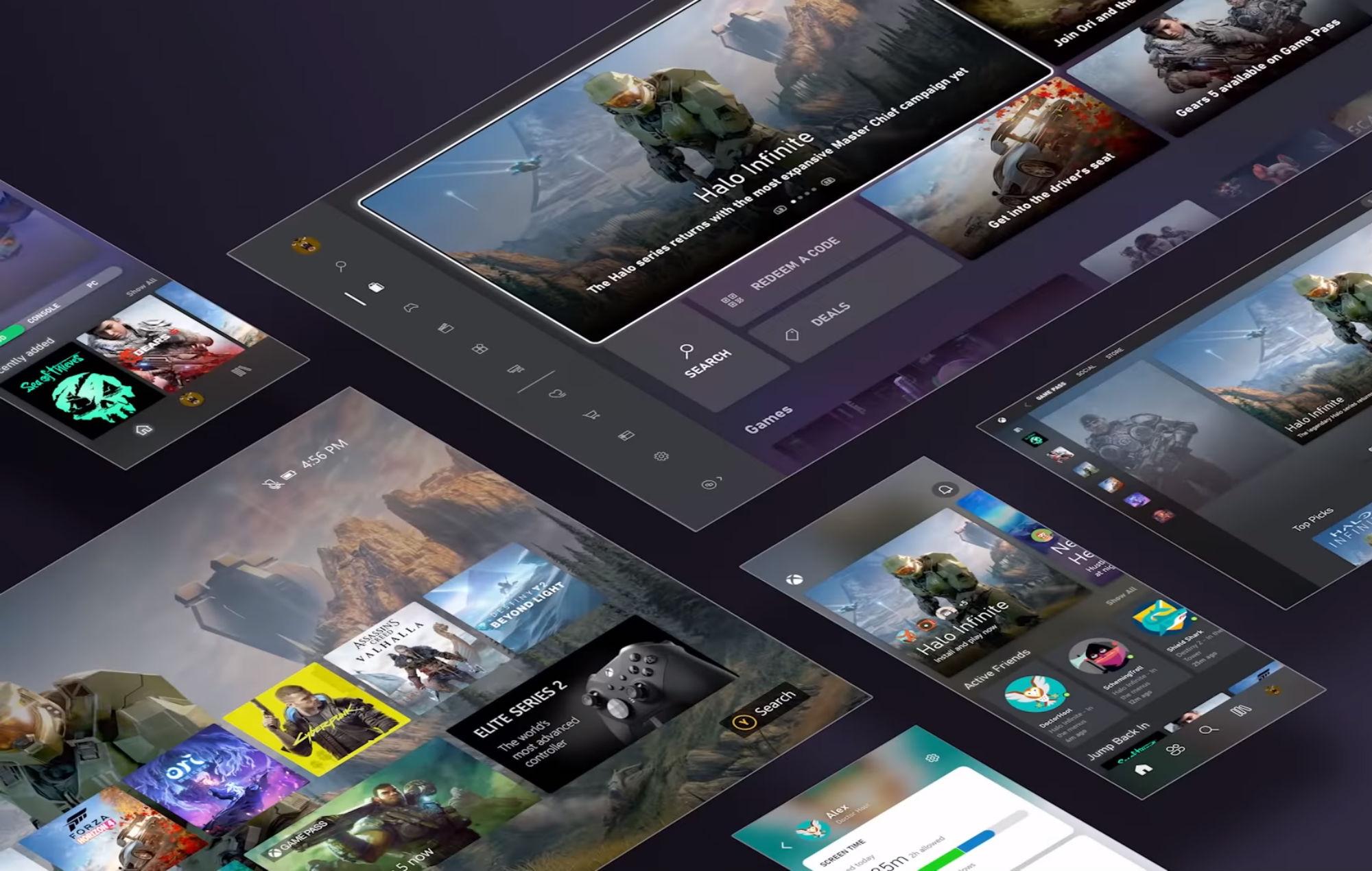 Novo dashboard já disponível na Xbox One