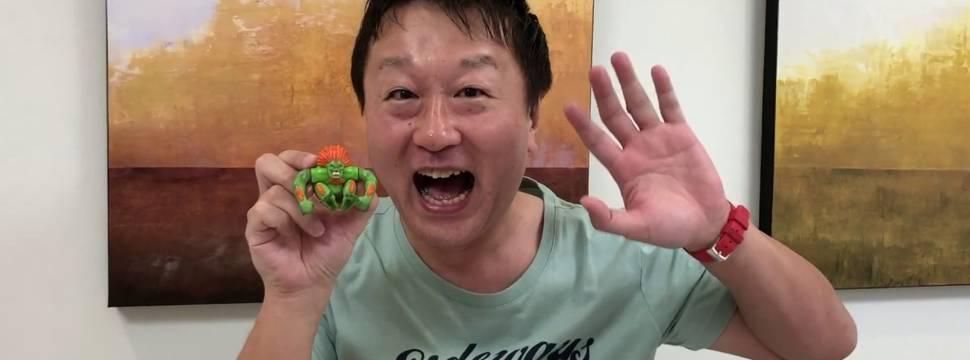 Yoshinori Ono deixa a Capcom após 30 anos