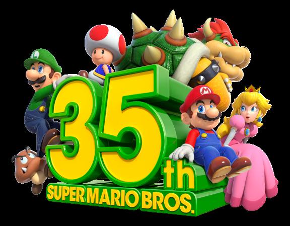 Super Mario faz 35 anos e há muitas novidades