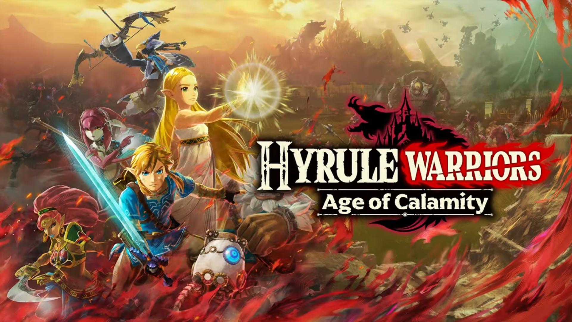 Hyrule Warriors: Age of Calamity revelado, uma prequela de Breath of Wild