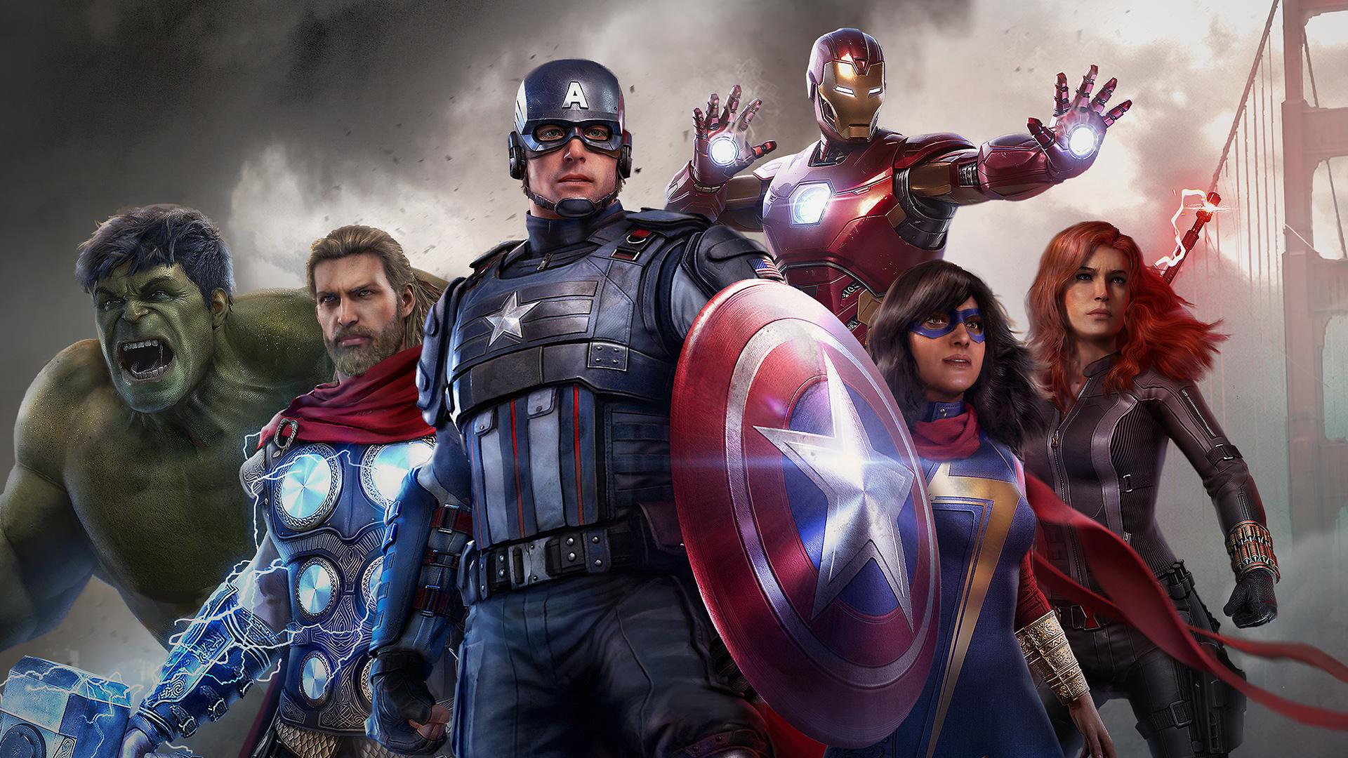 Marvel's Avengers terá bastante conteúdo nos próximos meses