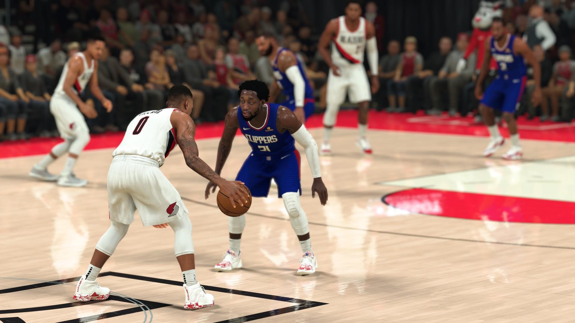 2K Games vai corrigir os anúncios obrigatórios de NBA 2K21