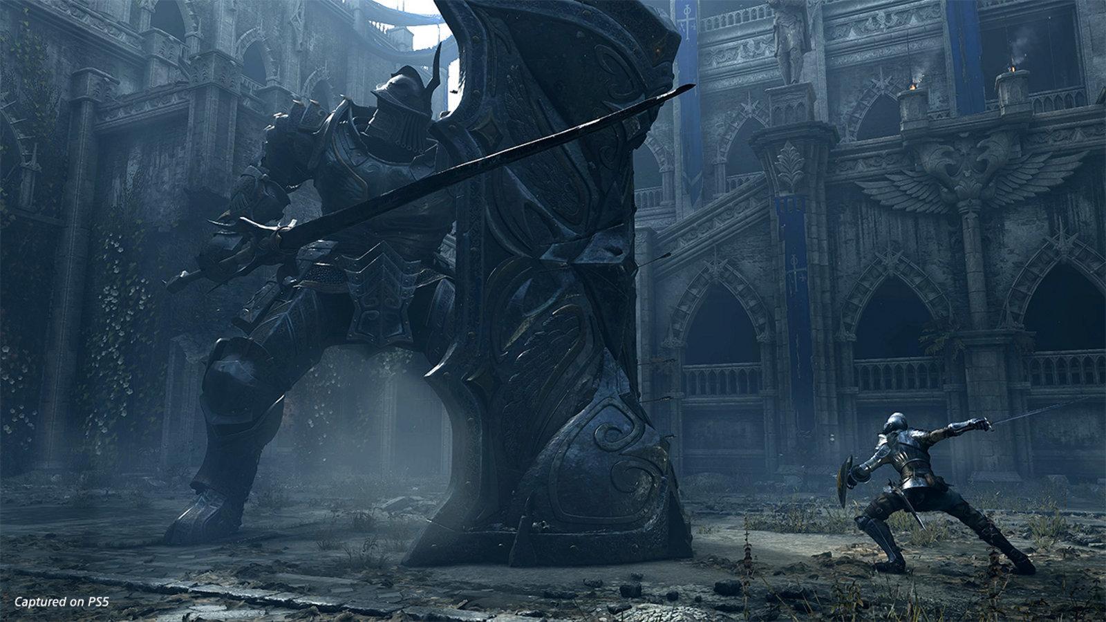 Afinal Demon's Souls será um exclusivo PS5