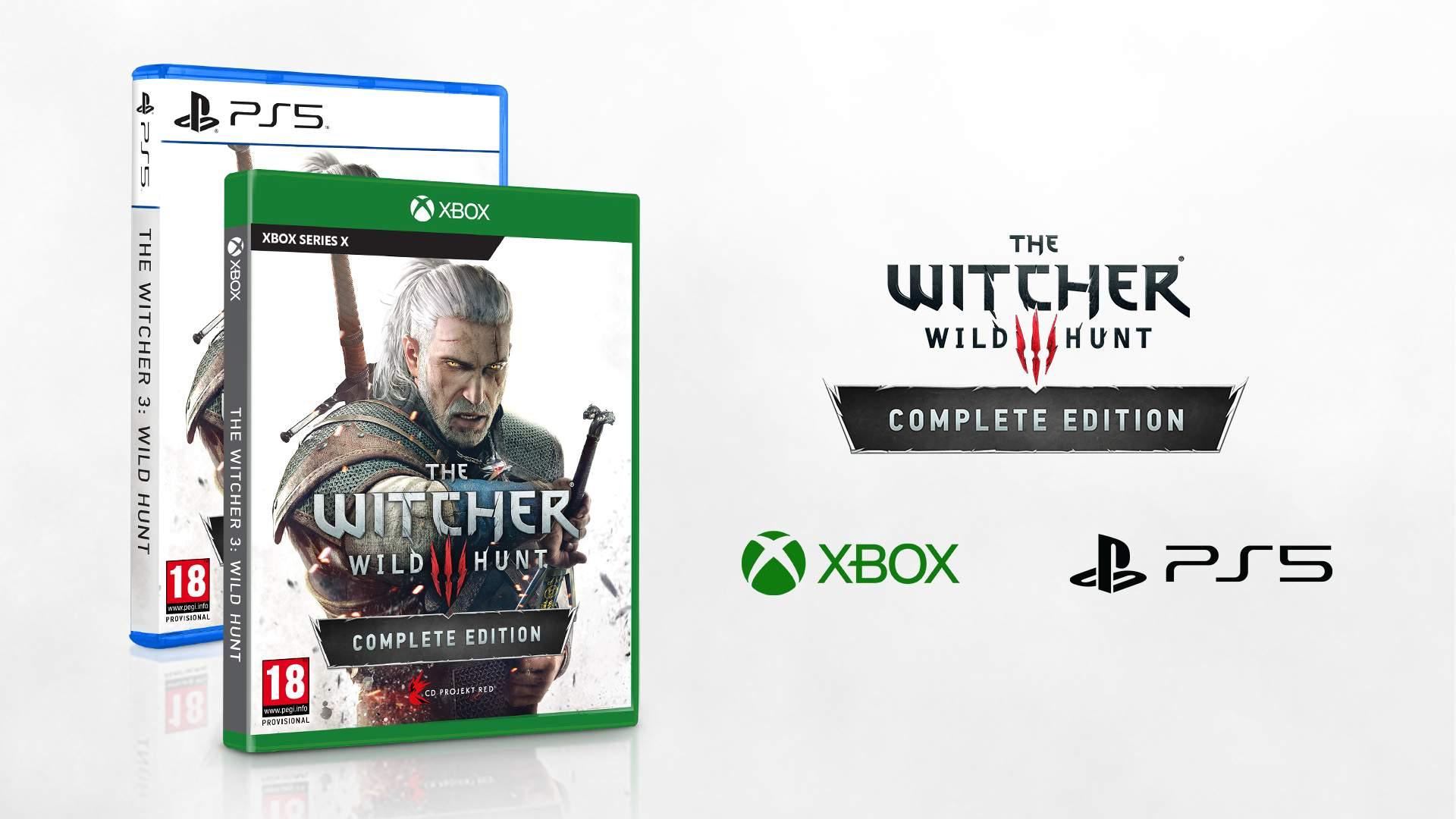 The Witcher III anunciado para a próxima geração de consolas