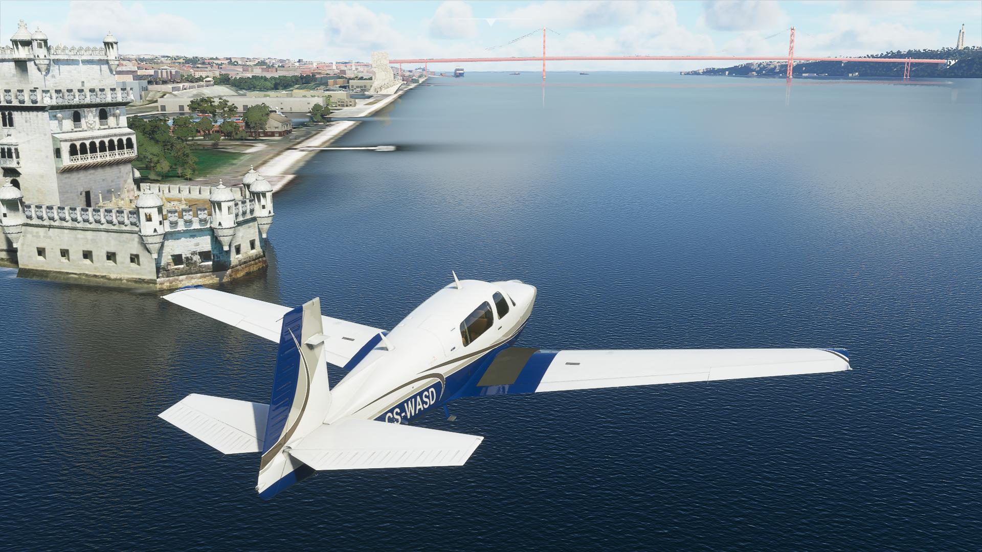 Beta do VR para Microsoft Flight Simulator está para breve