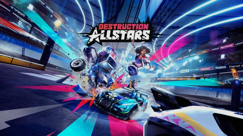 Novo trailer apresenta elenco de Destruction AllStars