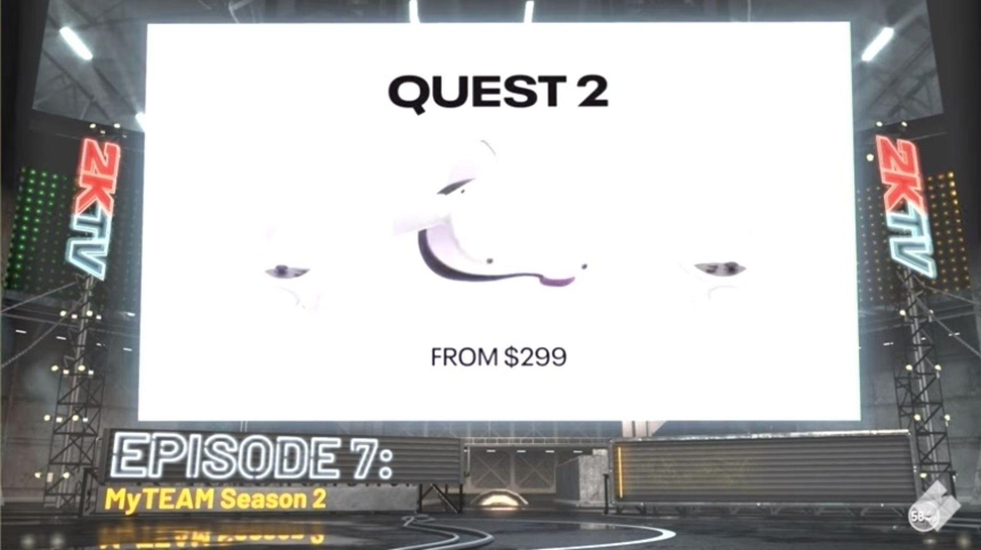 2K Games acrescenta anúncios que não podemos saltar em NBA 2K21