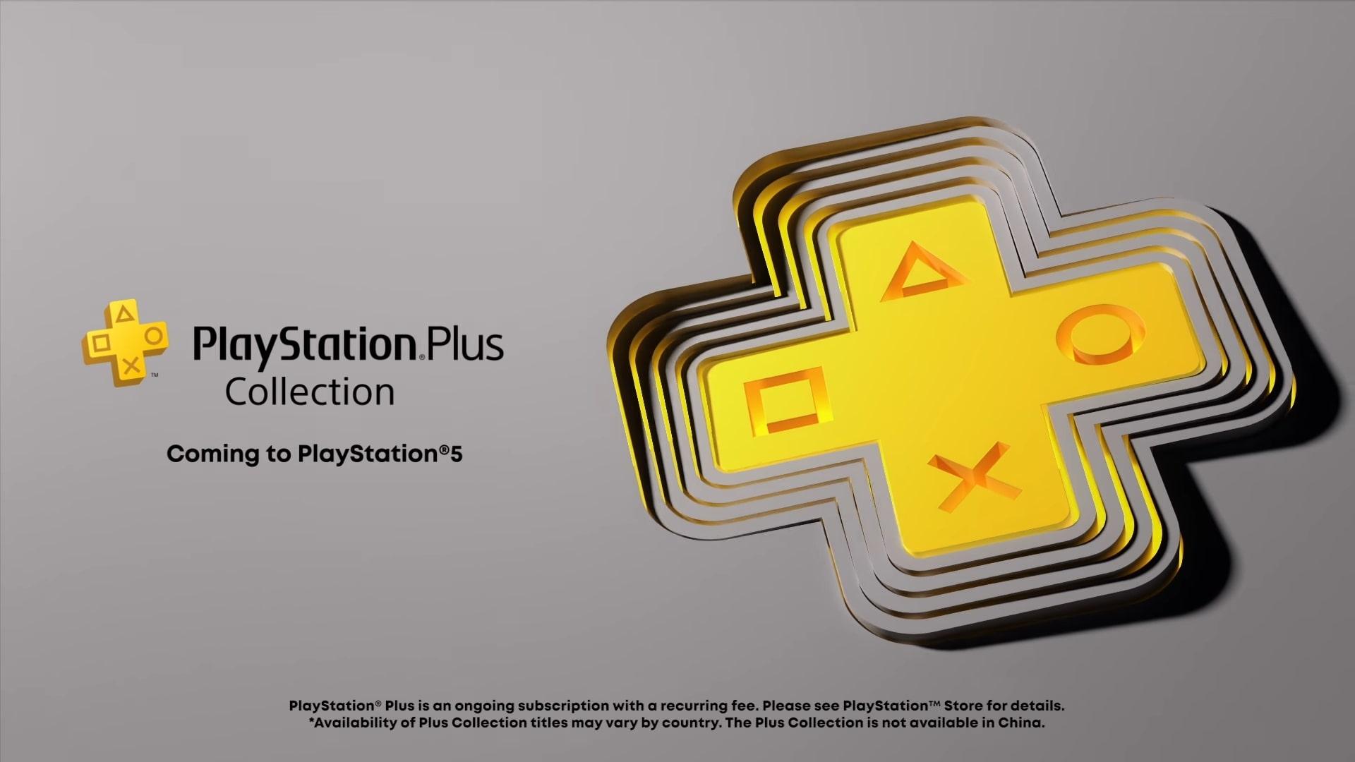 Jogos disponíveis no PlayStation Plus Collection
