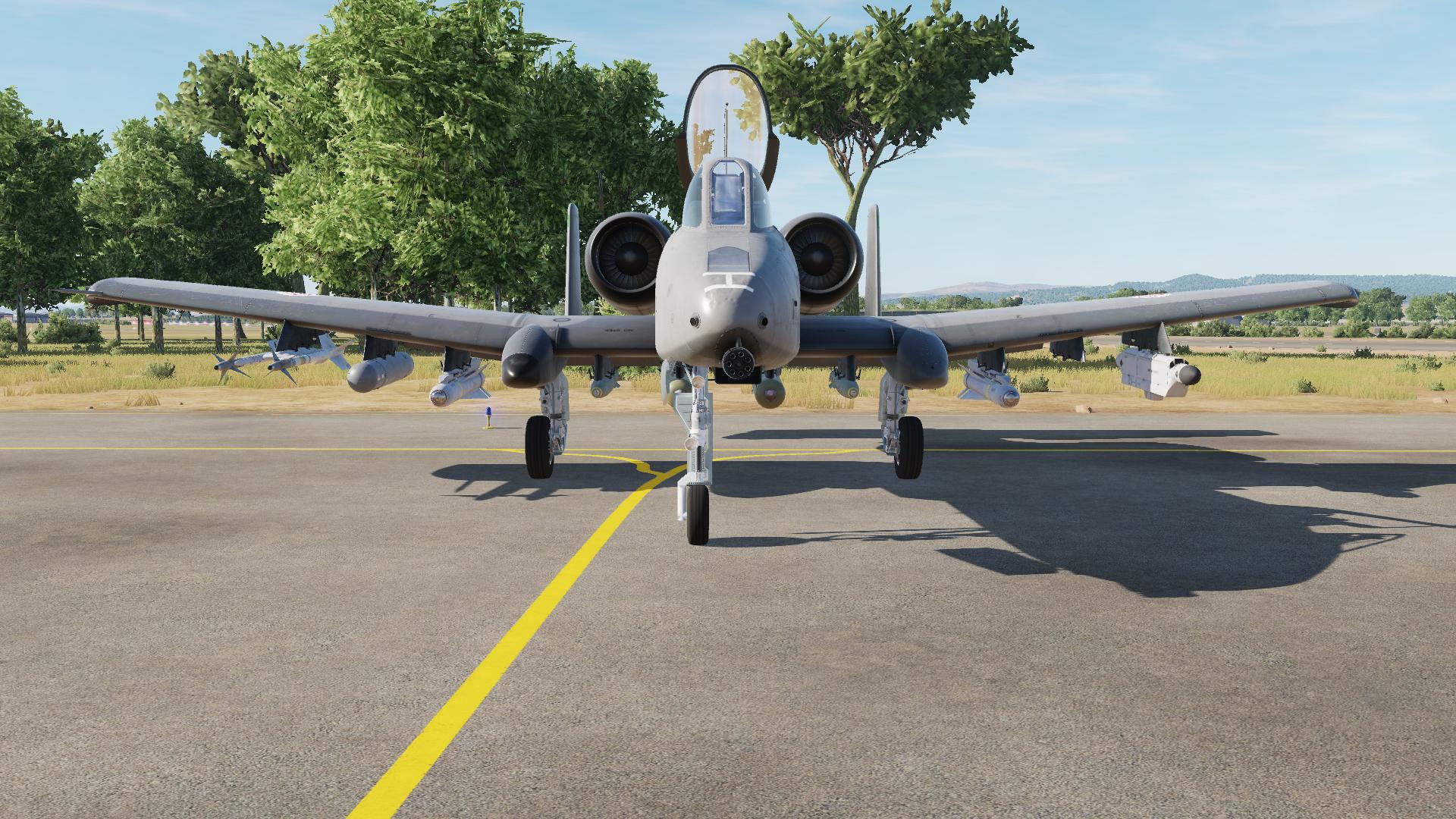 Simuladores – DCS: A-10C II Tank Killer