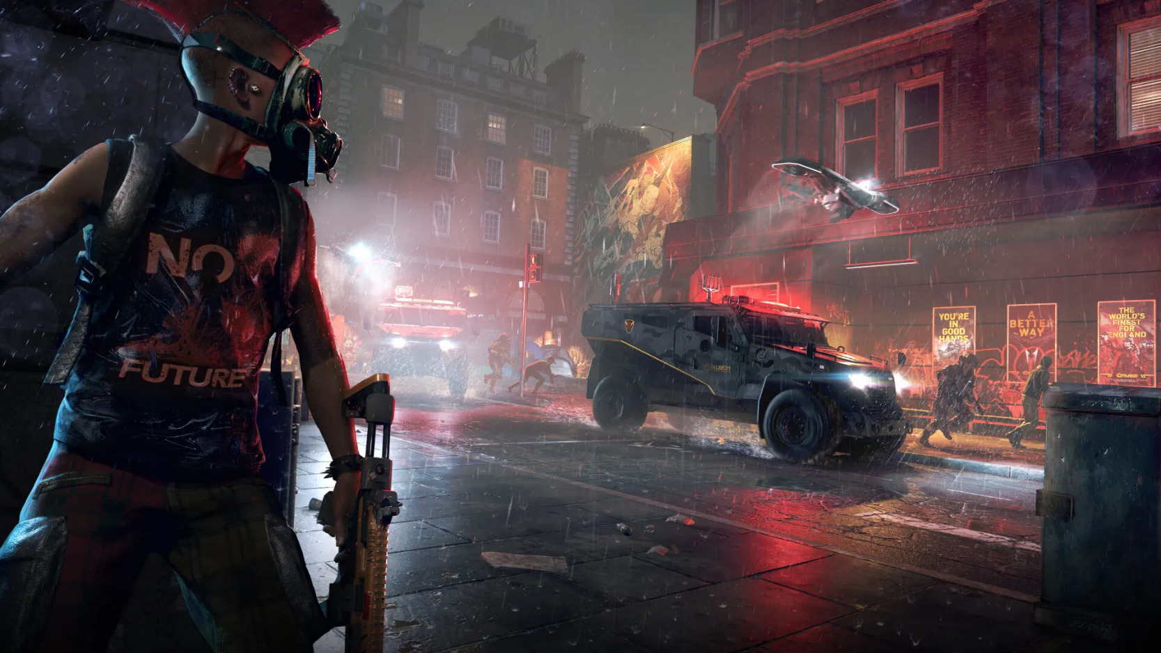 Multi-jogador de Watch Dogs: Legion adiado no PC