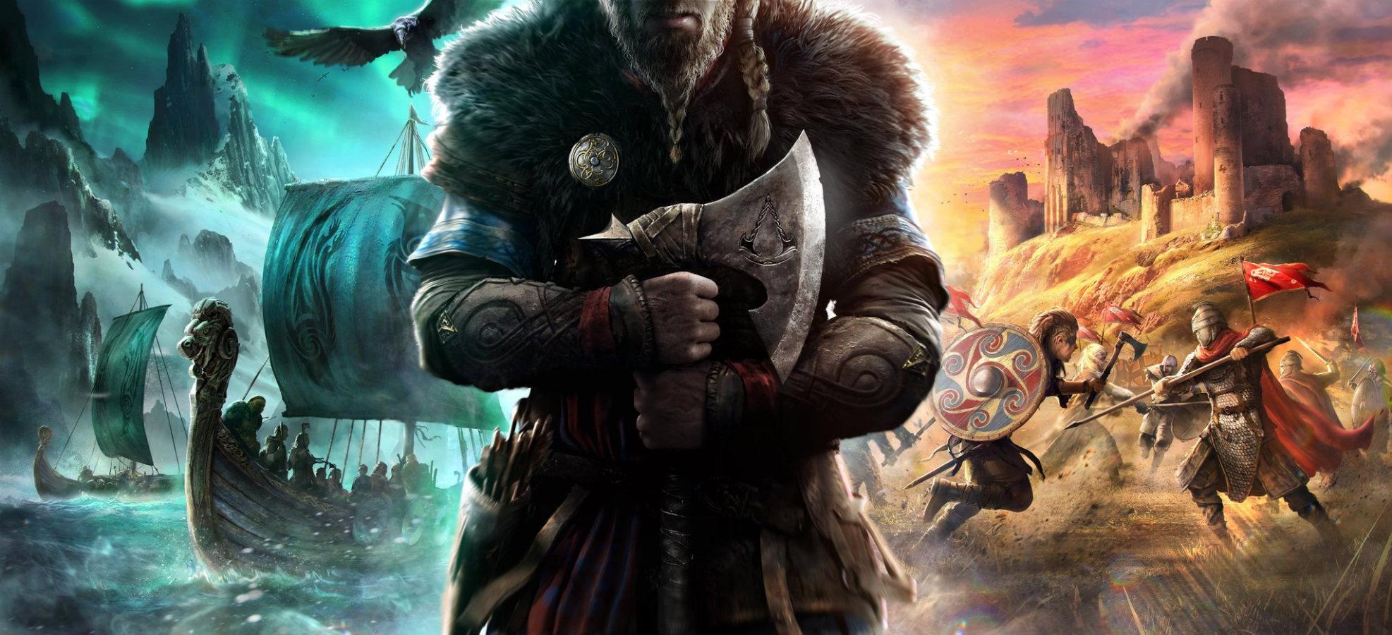 "Já há data para ""Siege of Paris"" em Assassin's Creed: Valhalla"