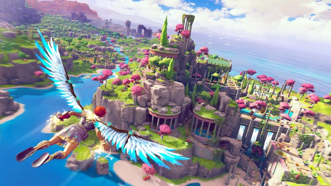 Novo DLC e uma demo para Immortals: Fenyx Rising