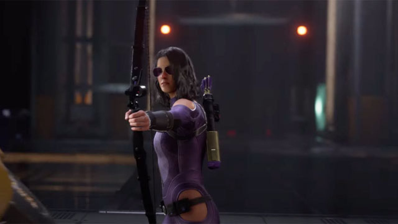 Kate Bishop chega a Marvel's Avengers no próximo mês