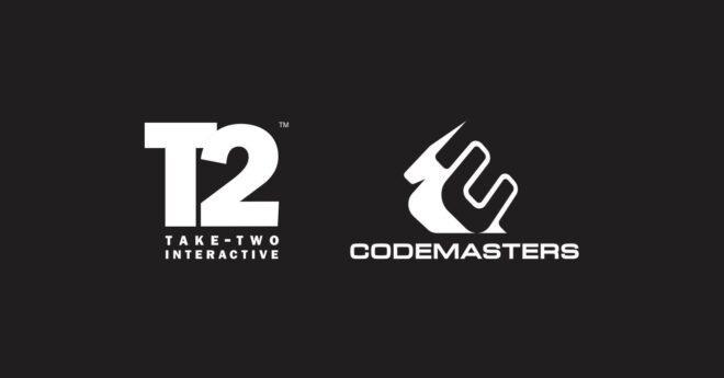 Take Two retira-se da tentativa de aquisição da Codemasters