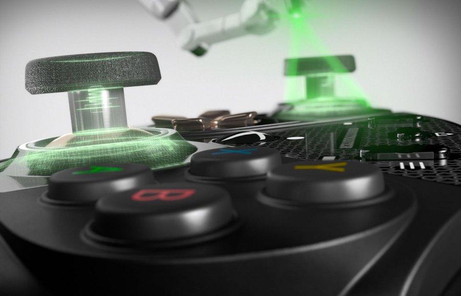 Thrustmaster apresenta o eSwap X Pro Controller