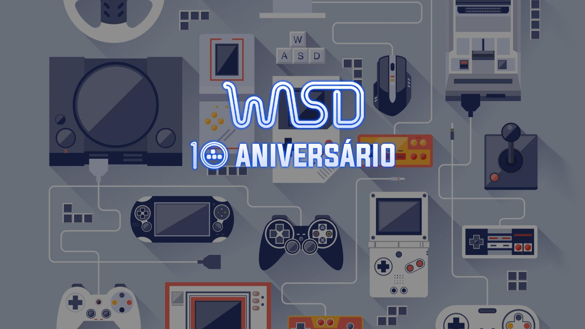 WASD comemora 10 anos de actividade