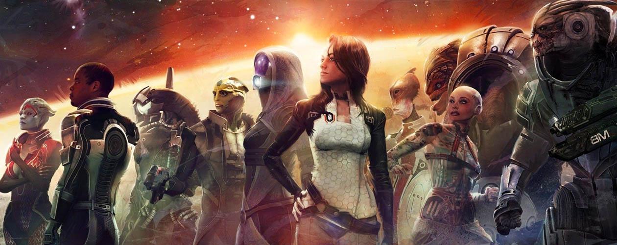 "Descarreguem ""goodies"" de Mass Effect gratuitamente"