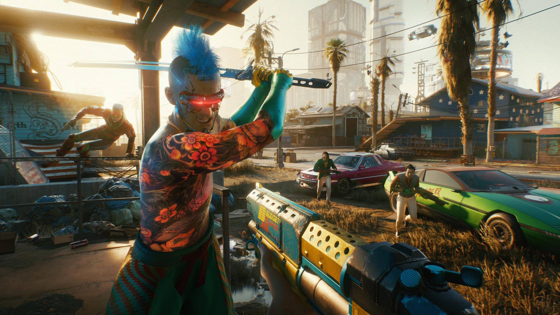 CD Projekt RED pode enfrentar processos por causa de Cyberpunk 2077