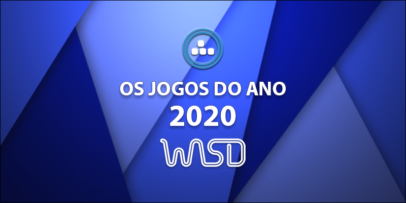Os Jogos do Ano 2020 para o WASD