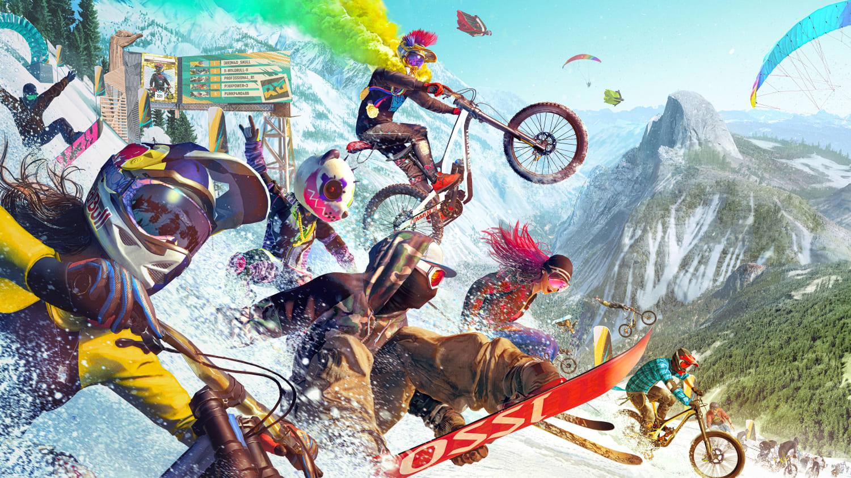 Riders Republic adiado pela Ubisoft