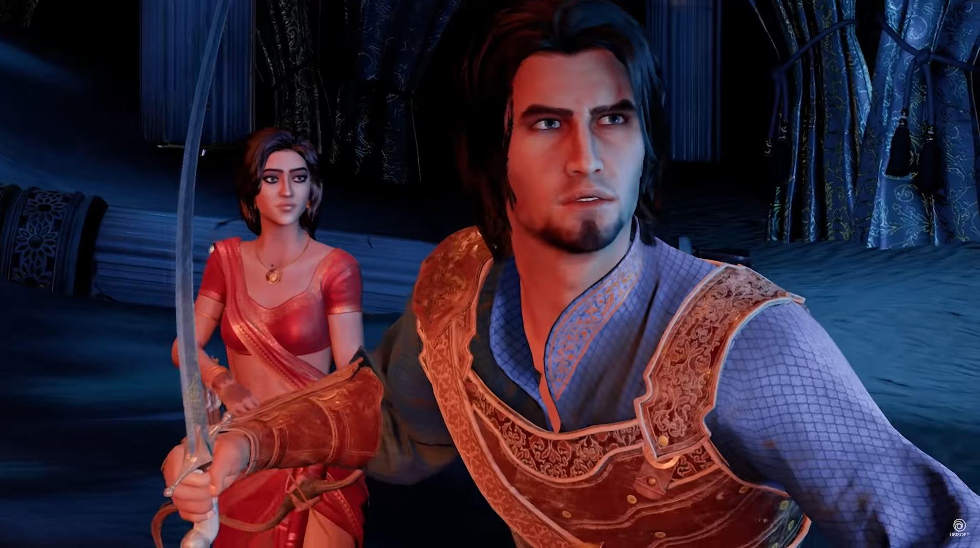 Remake de Prince of Persia: Sands of Time novamente adiado