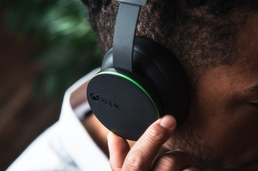 Microsoft apresenta o Xbox Wireless Headset