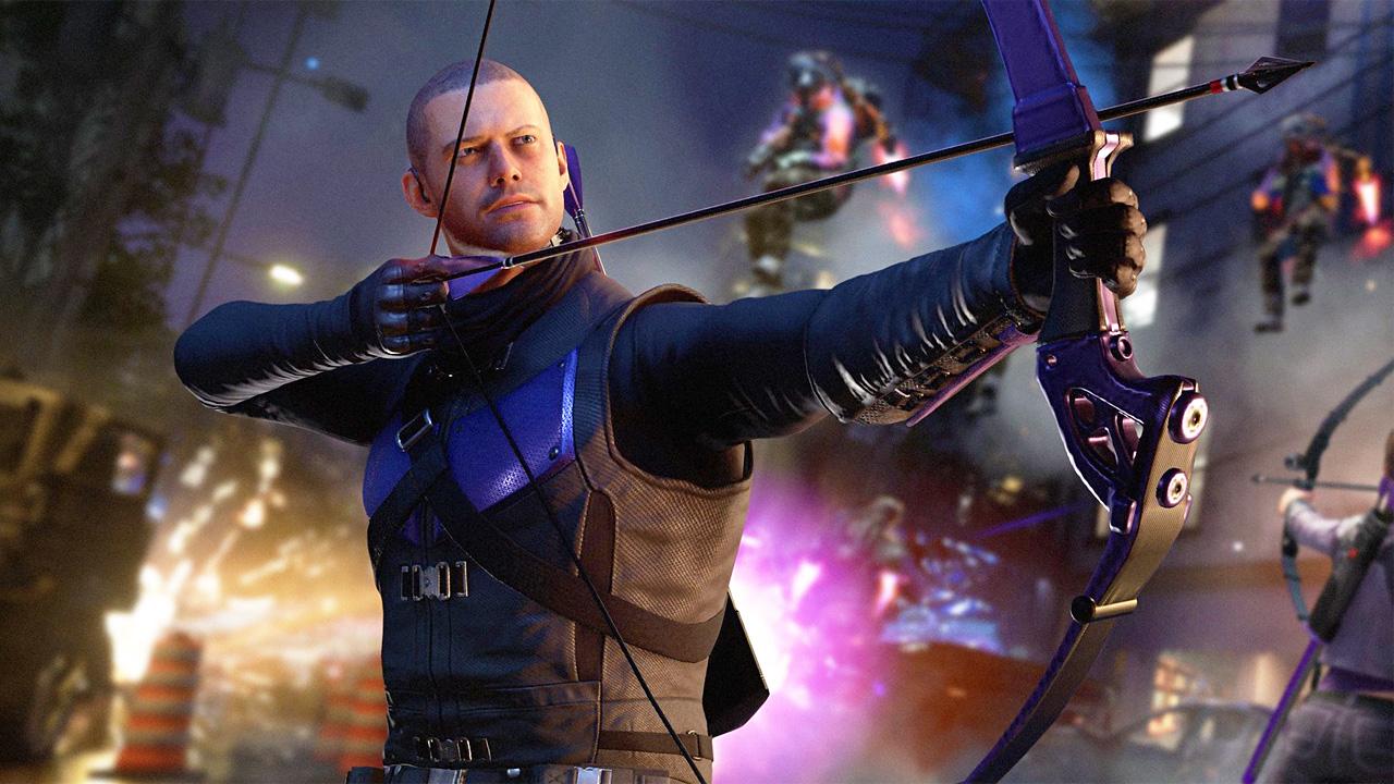Marvel's Avengers recebe Hawkeye e upgrade para PS5 e Xbox X|S em Março