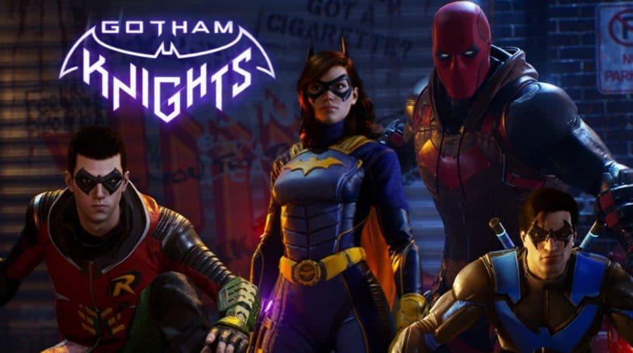 Gotham Knights adiado para o próximo ano