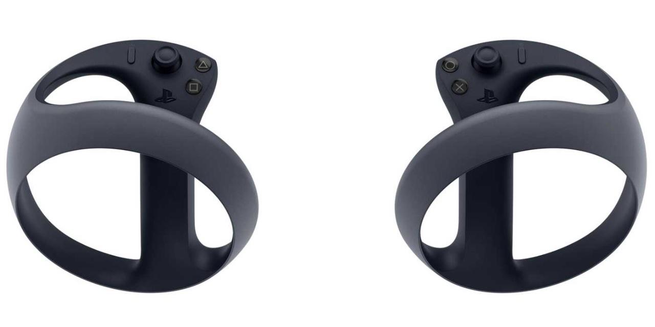 Sony revela design dos novos PS Controllers do PSVR 2