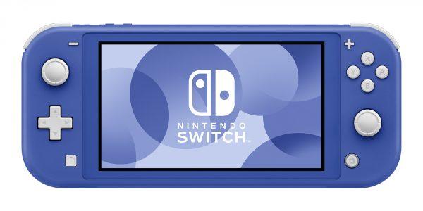 Nintendo apresenta Nintendo Switch Lite em Azul