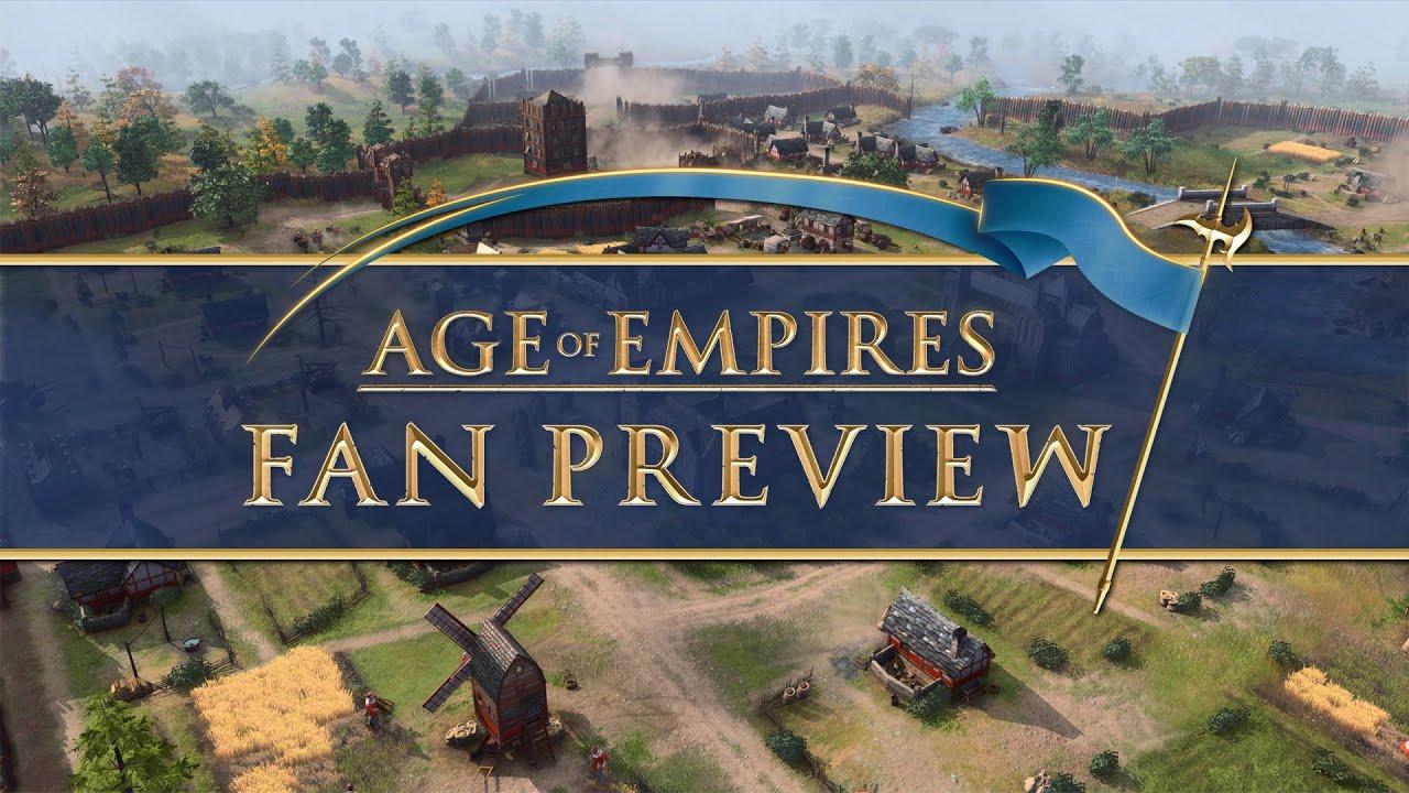 Muitas novidades para a franquia Age of Empires
