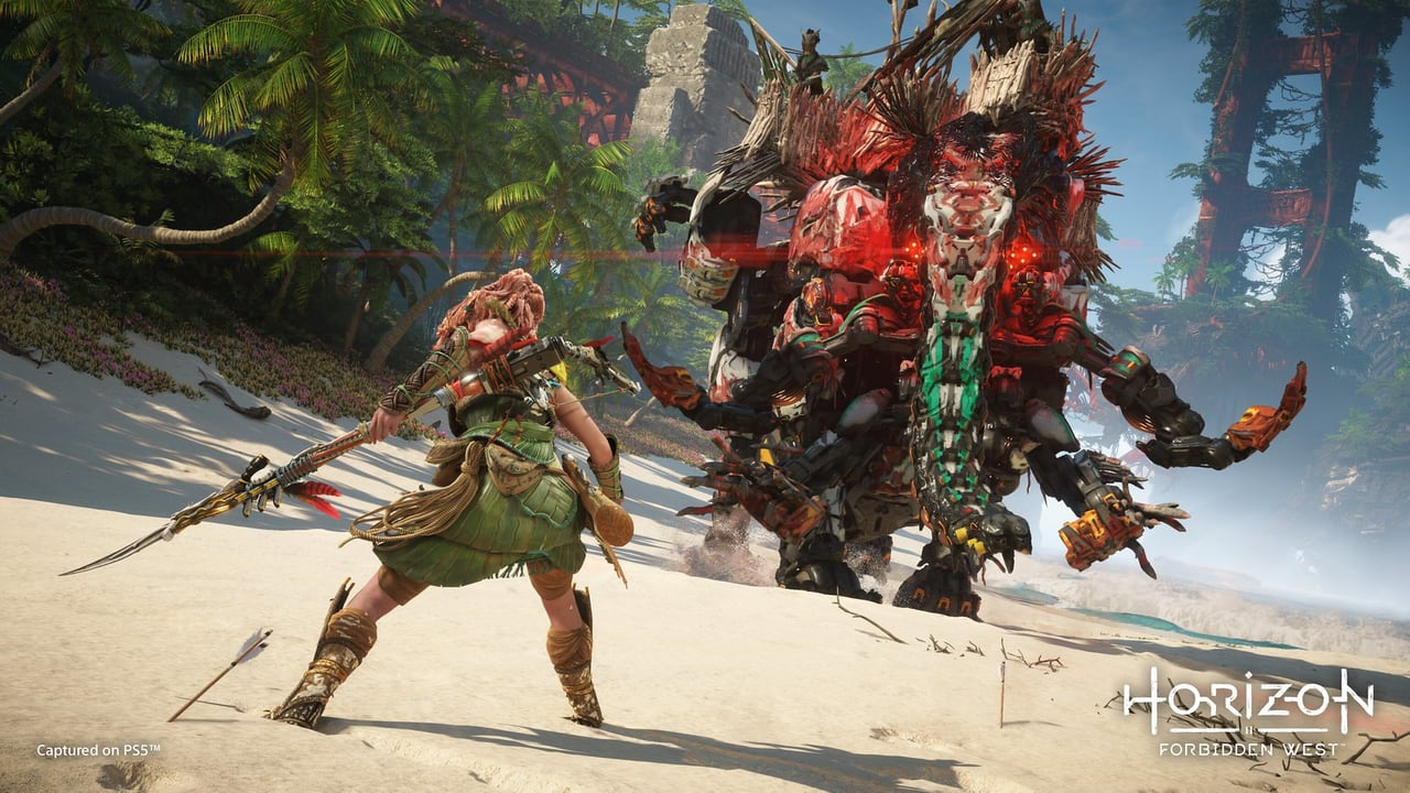 State of Play mostra Horizon: Forbidden West