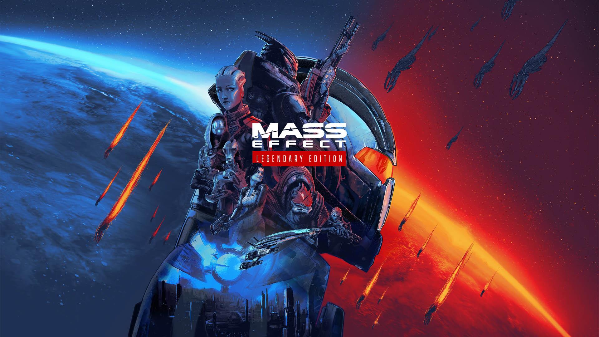 As estatísticas de Mass Effect: Legendary Edition