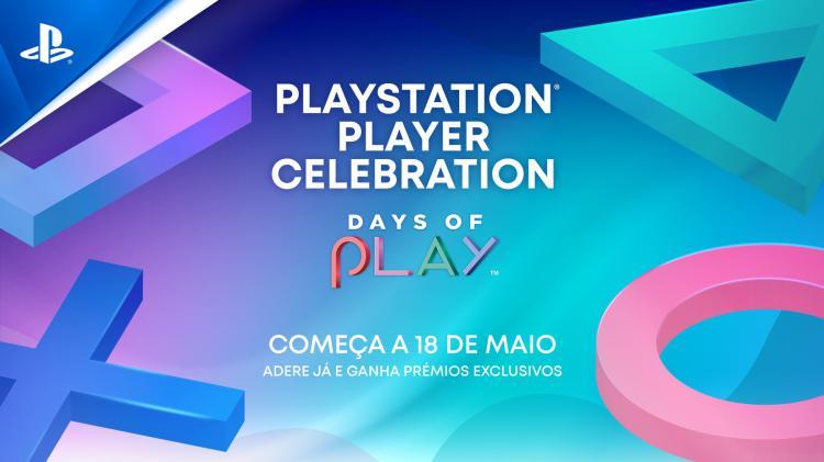 Está de regresso a Celebração do Jogador PlayStation
