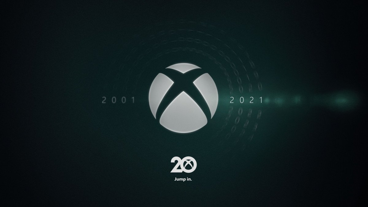 Xbox celebra 20º Aniversário neste ano
