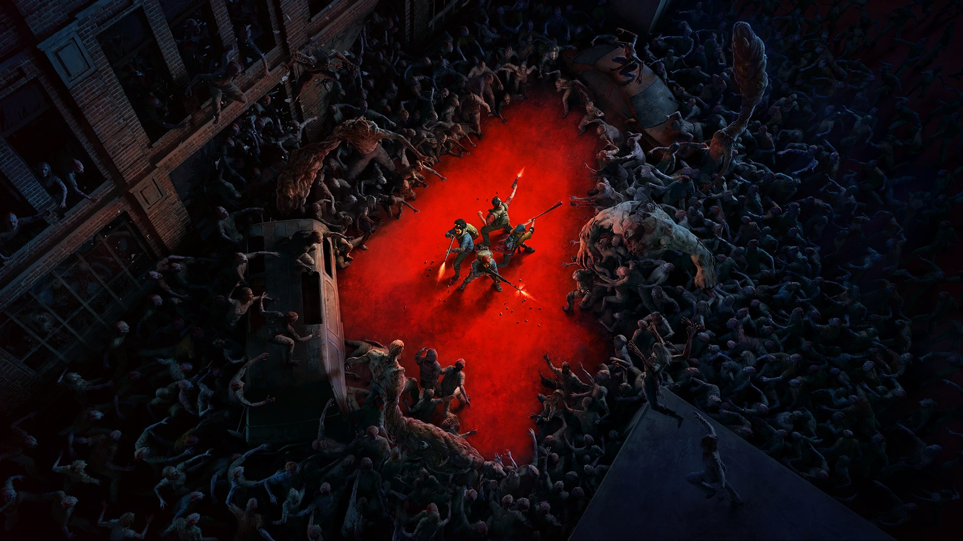 Novo trailer para personagens de Back 4 Blood