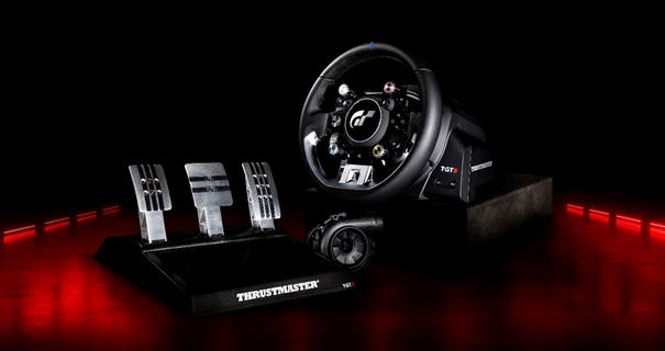 Thrustmaster apresenta o T-GT II para a PlayStation 5