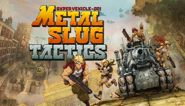 Vem aí Metal Slug Tactics