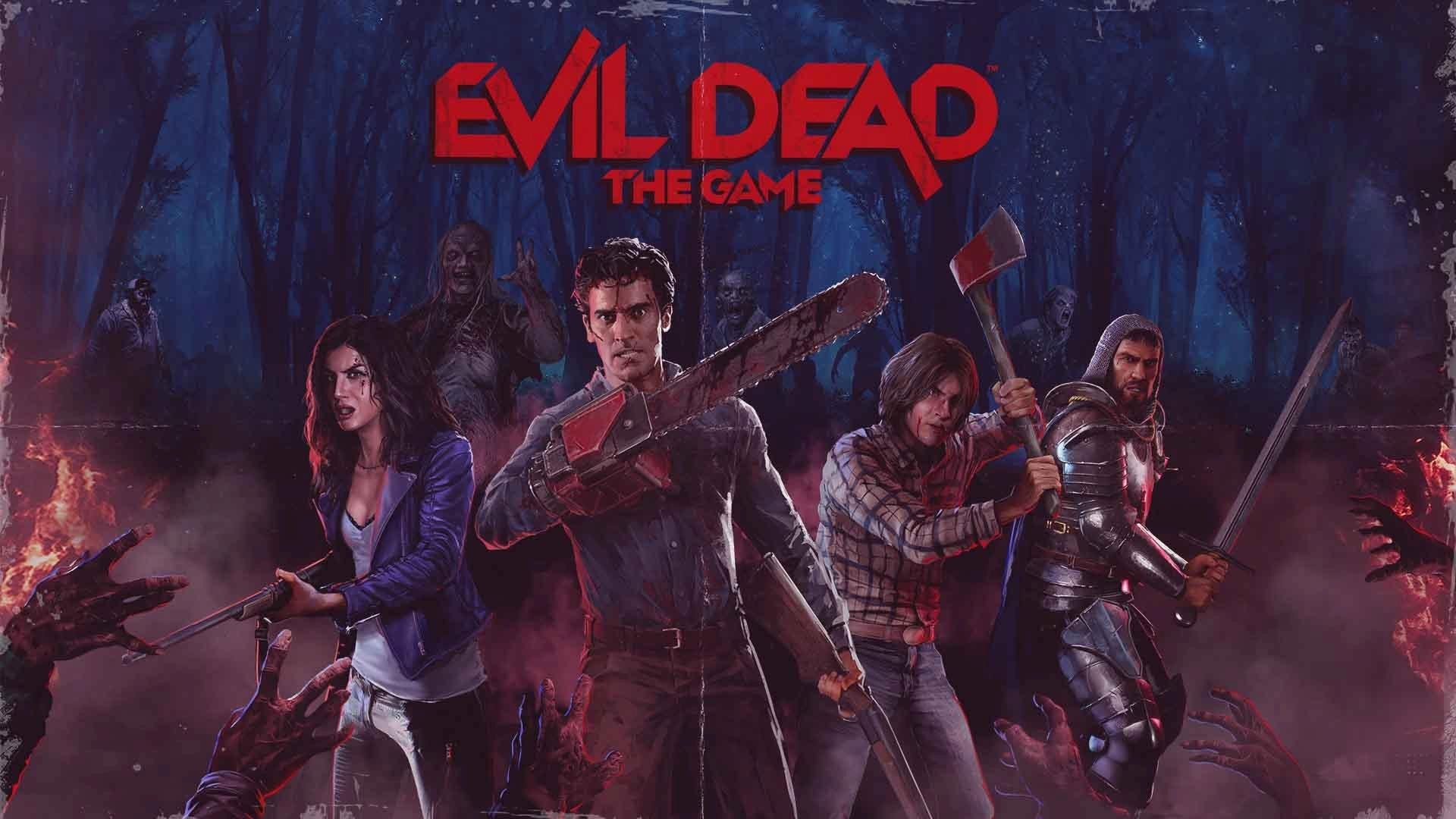 Novo trailer para o jogo de The Evil Dead