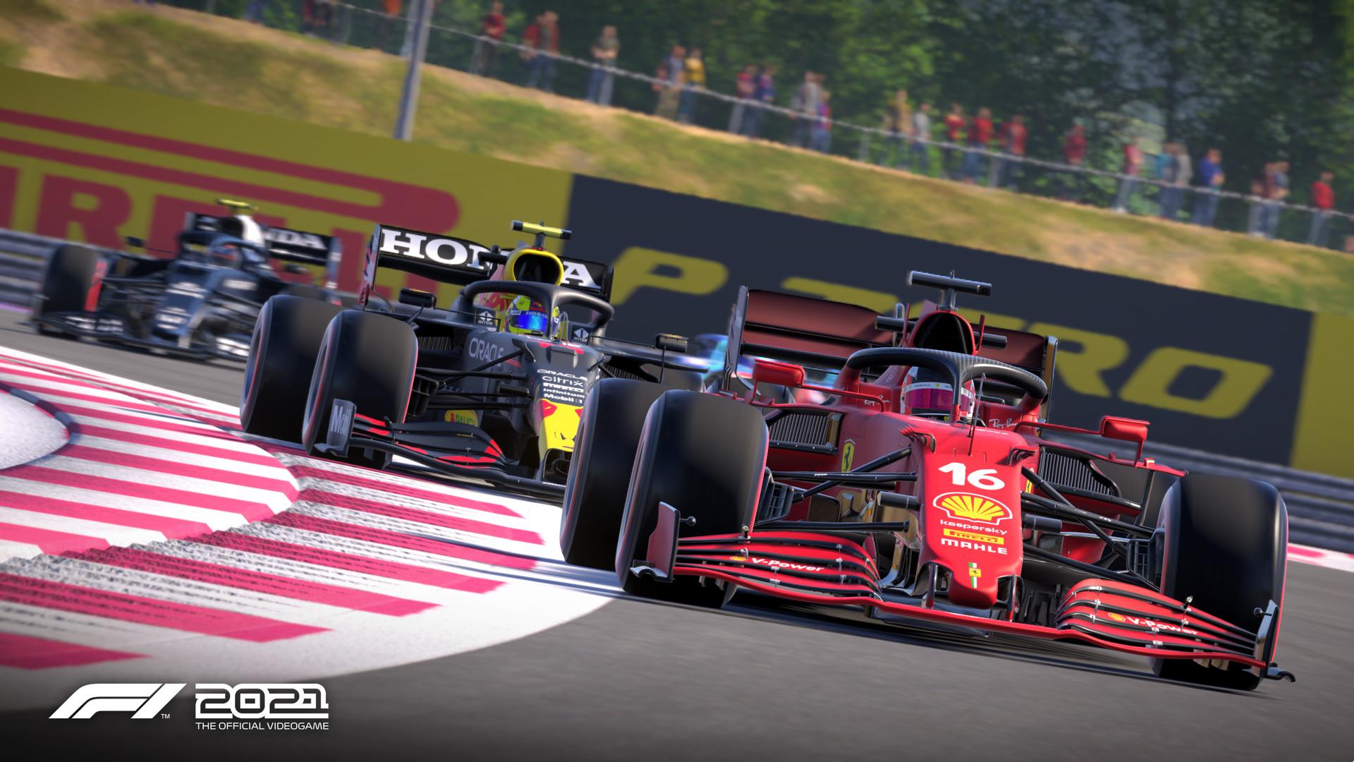 Autódromo de Portimão já disponível em F1 2021