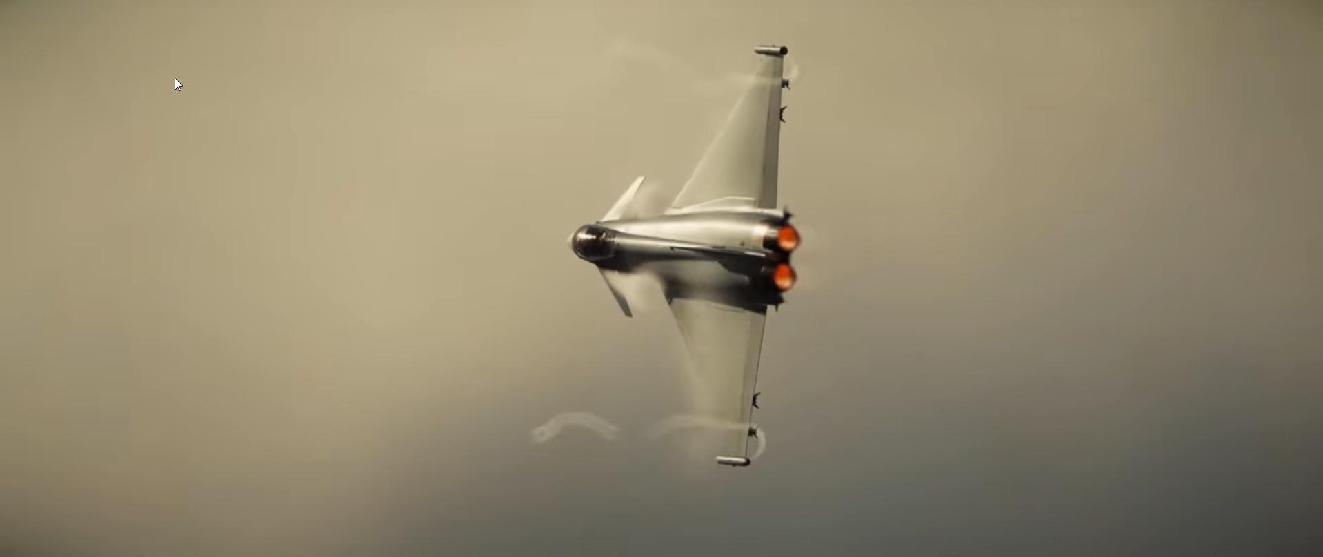 Heatblur Simulations anuncia DCS: Eurofighter Typhoon