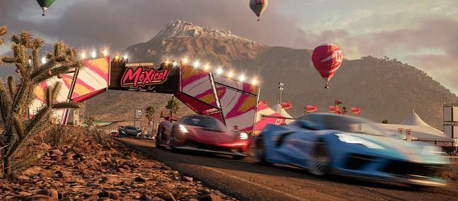 Vídeo mostra jogabilidade de Forza Horizon 5