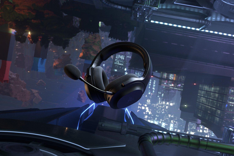 Razer anuncia os novos auscultadores Razer Barracuda X