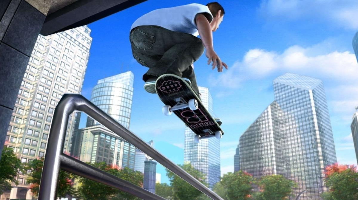 Novo teaser para Skate 4
