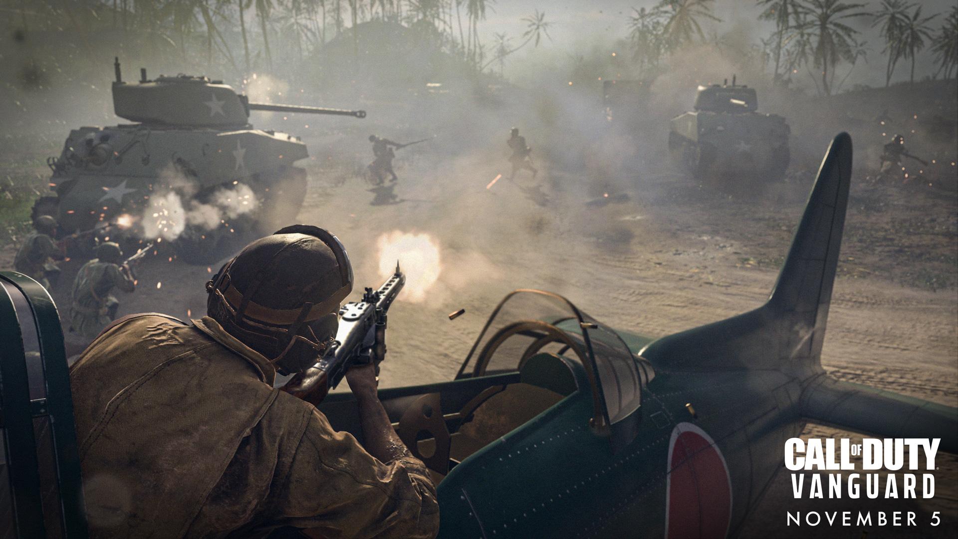 Trailer e data de lançamento para Call of Duty: Vanguard