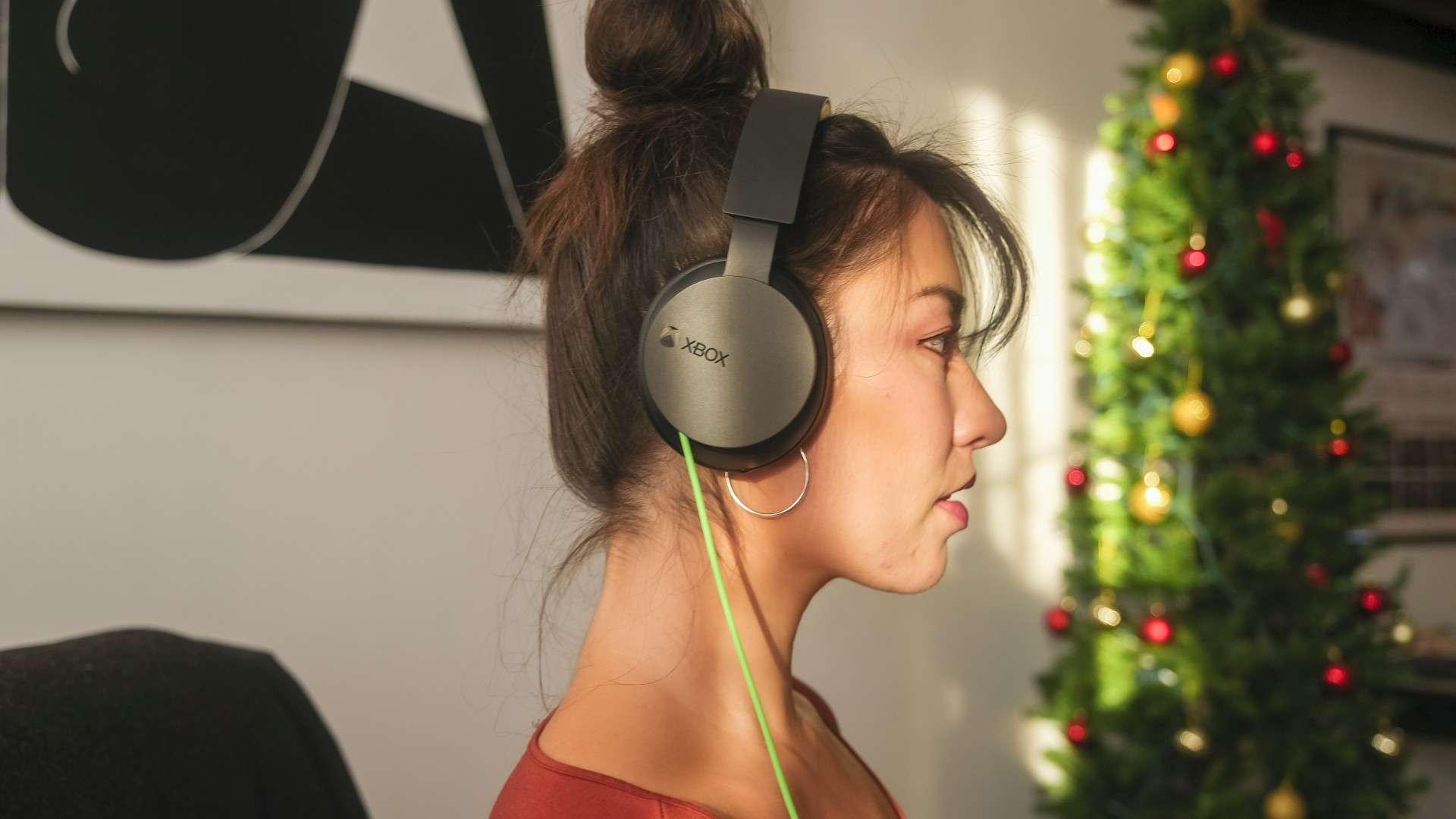 Microsoft apresenta os auscultadores Xbox Stereo Headset