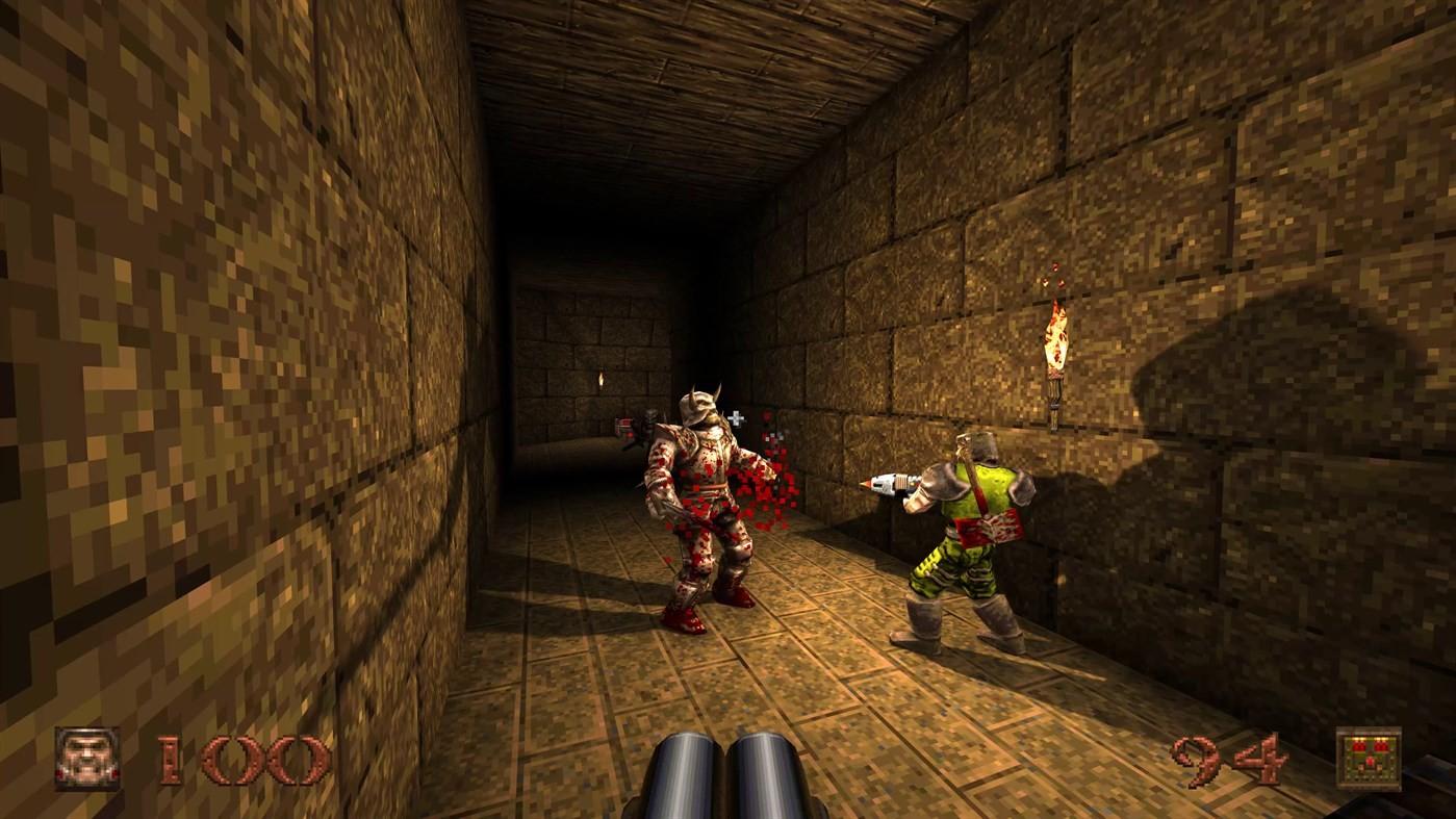Quake revitalizado em nova edição